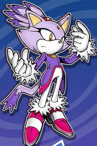 Shadow Of A Hedgehog Desktop Sonic Rush Series Ipod Wallpapers