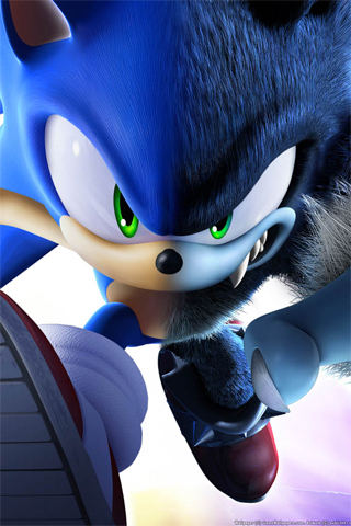 Shadow Of A Hedgehog Desktop Sonic Unleashed IPod Wallpapers