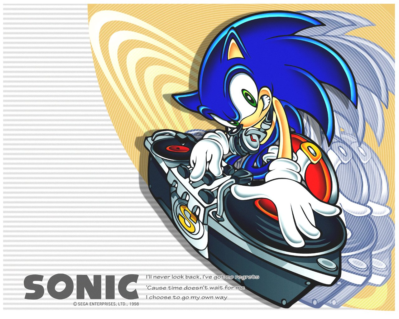 Shadow Of A Hedgehog Desktop Sonic Adventure 1 2 Wallpapers